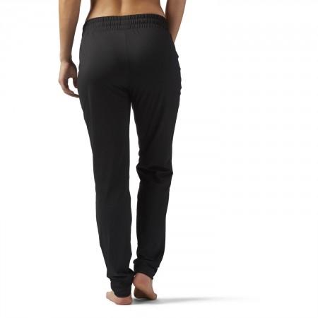 Women's sports pants - Reebok WORKOUT READY JOGGER - 4