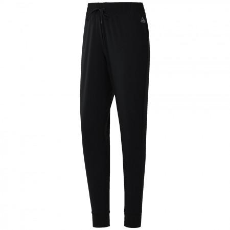 Women's sports pants - Reebok WORKOUT READY JOGGER - 1
