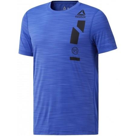 Men's sports T-shirt - Reebok WORKOUT READY ACTIVCHILL TECH TOP - 1