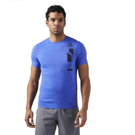 Men's sports T-shirt - Reebok WORKOUT READY ACTIVCHILL TECH TOP - 3