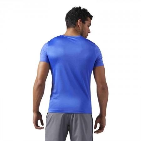Men's sports T-shirt - Reebok WORKOUT READY ACTIVCHILL TECH TOP - 4