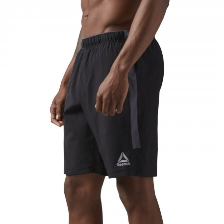 Men's shorts - Reebok WORKOUT READY WOVEN SHORT - 5