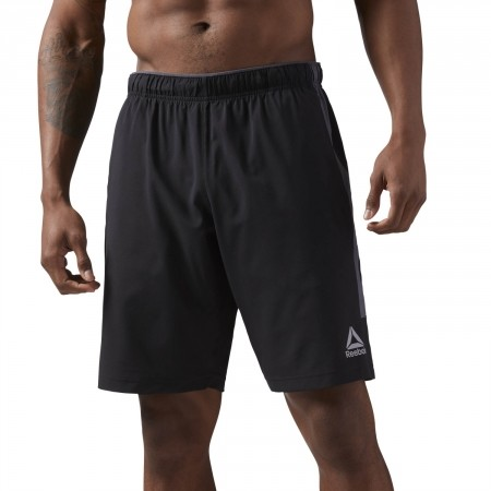 Men's shorts - Reebok WORKOUT READY WOVEN SHORT - 3