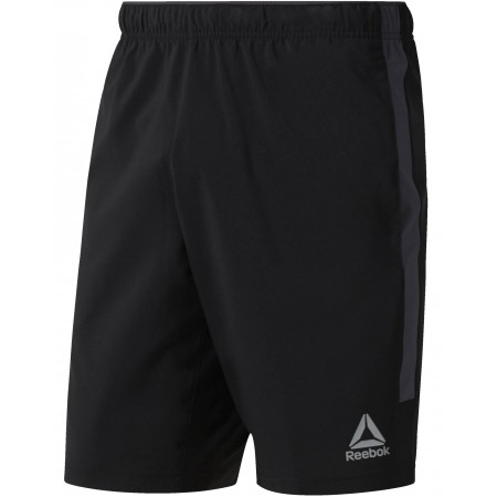 Men's shorts - Reebok WORKOUT READY WOVEN SHORT - 1