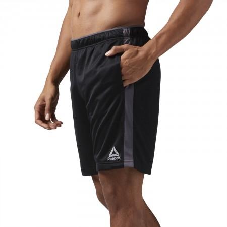 Men's shorts - Reebok WORKOUT READY KNIT SHORT - 5