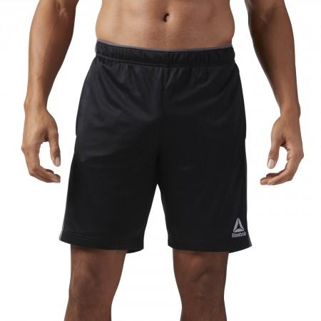 Men's shorts - Reebok WORKOUT READY KNIT SHORT - 3