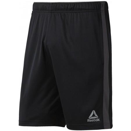 Men's shorts - Reebok WORKOUT READY KNIT SHORT - 1