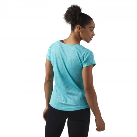 Women's sports T-shirt - Reebok WOR MESH TEE - 3