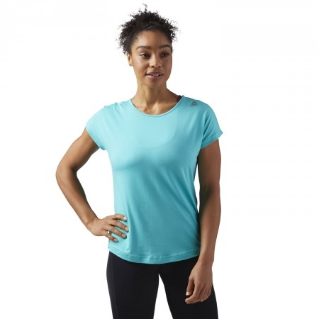 Women's sports T-shirt - Reebok WOR MESH TEE - 2