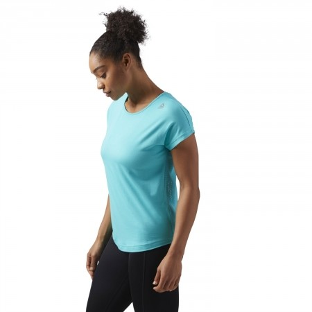 Women's sports T-shirt - Reebok WOR MESH TEE - 4