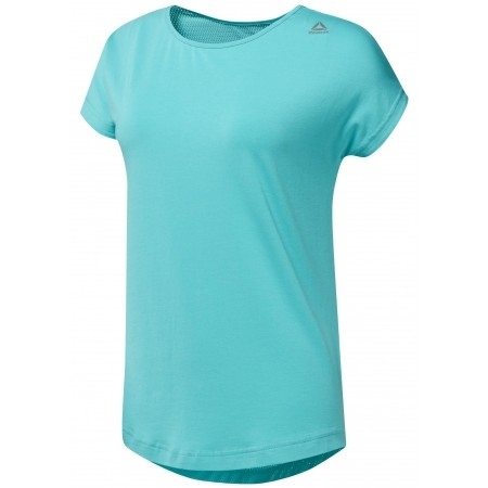 Women's sports T-shirt - Reebok WOR MESH TEE - 1