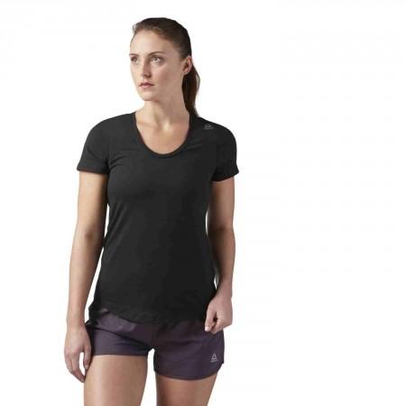 Women's sports T-shirt - Reebok WOR SW TEE - 2