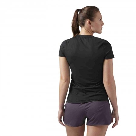 Women's sports T-shirt - Reebok WOR SW TEE - 3