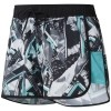 Women's shorts - Reebok WOR PRINTED WOVEN SHORT - 1