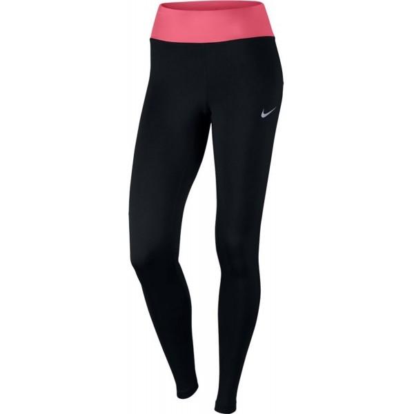Nike PWR ESSNTL TGHT DF czarny L - Legginsy do biegania damskie