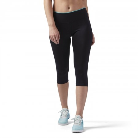 Women's sports pants - Reebok WOR PP CAPRI - 3