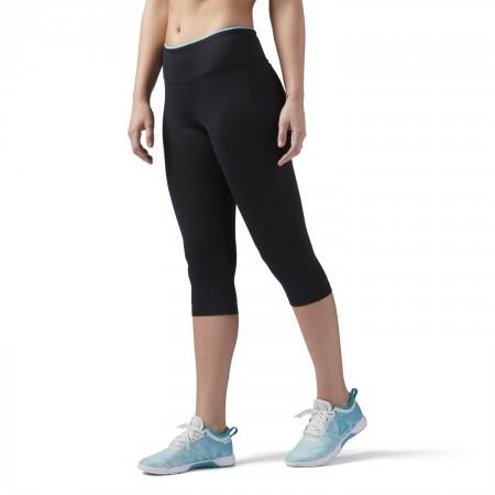 Women's sports pants - Reebok WOR PP CAPRI - 5