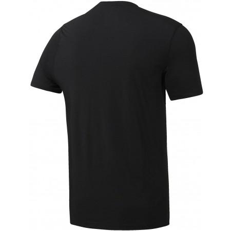 Tricou de bărbați - Reebok WORKOUT READY SUPREMIUM TEE - 2