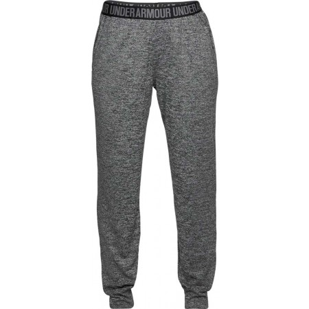 Spodnie dresowe damskie - Under Armour PLAY UP PANT - 1