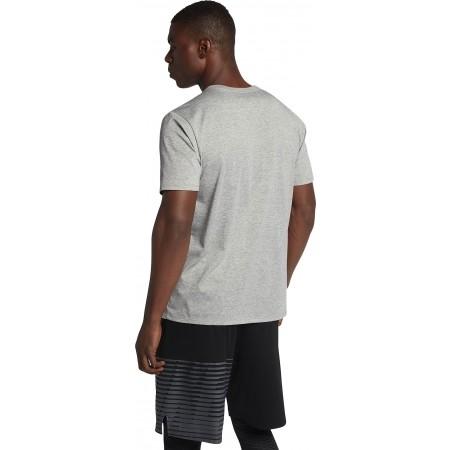Koszulka męska - Nike TRAINING SWOOSH TEE - 2