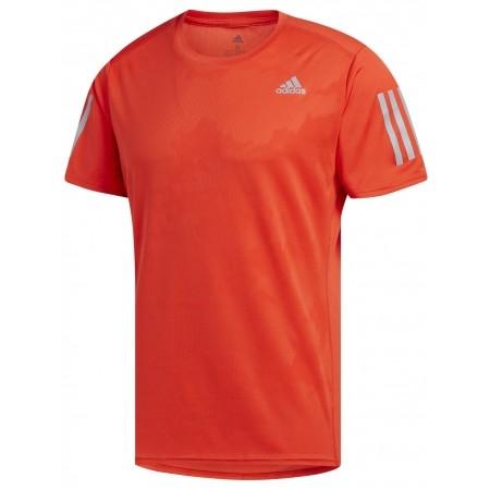 Koszulka do biegania męska - adidas RS SS TEE M - 1