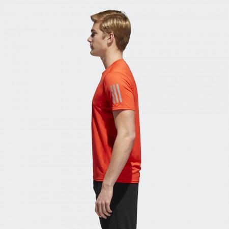 Koszulka do biegania męska - adidas RS SS TEE M - 4