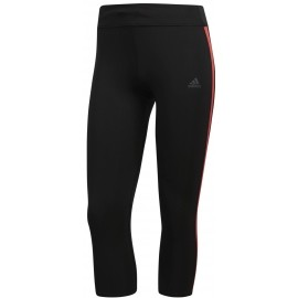 adidas RS 3/4 TIGHT W RE - Pantaloni de alergare 3/4 damă