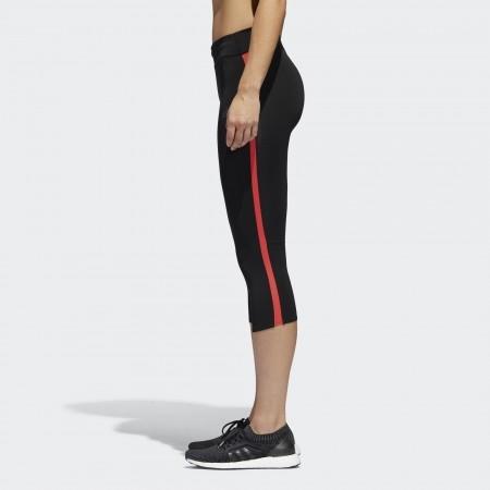 Дамски 3/4 клин за бягане - adidas RS 3/4 TIGHT W RE - 4