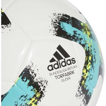Minge de fotbal - adidas TORFABRIKGLIDER - 5