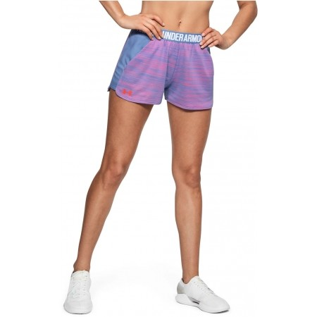 Spodenki damskie - Under Armour PLAY UP SHORT 2.0 NOVELTY - 4