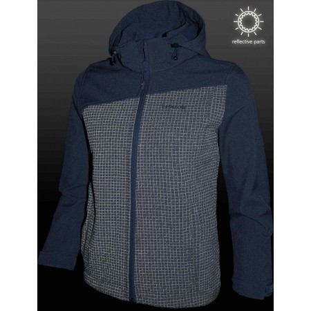 Detská softshellová bunda - Head REX - 4