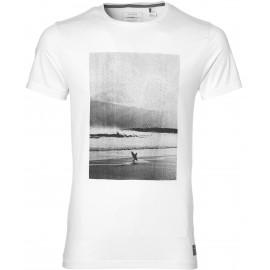 O'Neill PM HALF DOME HYBRID T-SHIRT - Pánské tričko