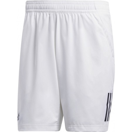 Men's shorts - adidas CLUB 3 STRIPES SHORT - 1