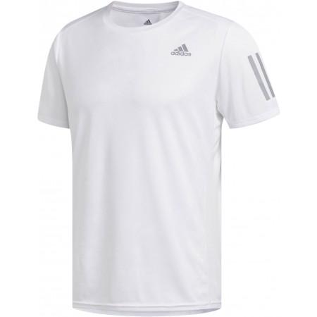 Koszulka męska - adidas RS SS TEE M/RESPONSE TEE M - 1