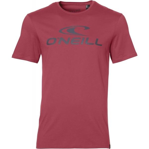 O'Neill LM O'NEILL T-SHIRT červená XL - Pánské tričko