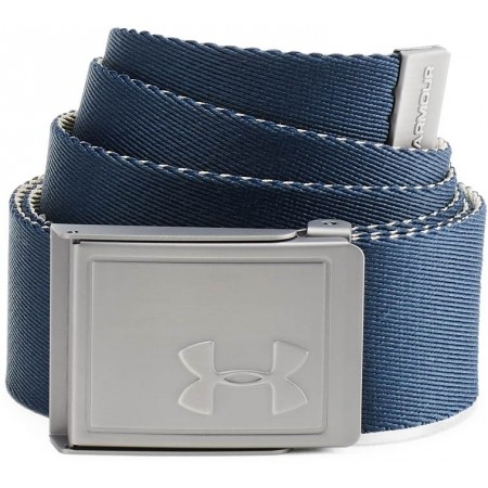 Under Armour MENS WEBBING BELT - Men's reversible belt