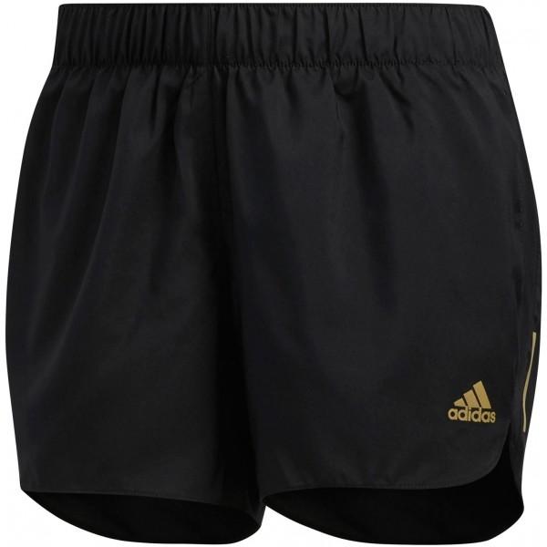 adidas RS SHORT W čierna M - Dámske bežecké šortky
