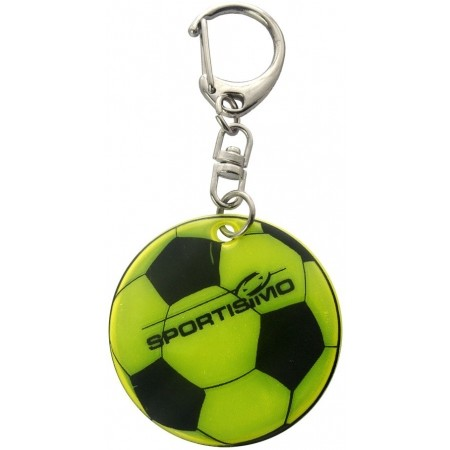 Profilite FOOTBALL KEY - Reflective pendant