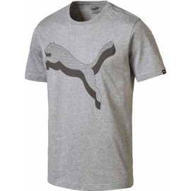 Puma REFLECTIVE CAT TEE - Koszulka męska