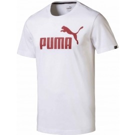 Puma ESS NO.1 TEE - Pánske tričko