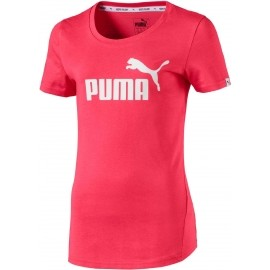 Puma STYLE ESS LOGO TEE - Girls' T-shirt