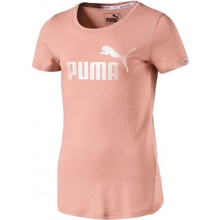 Dievčenské tričko - Puma STYLE ESS LOGO TEE