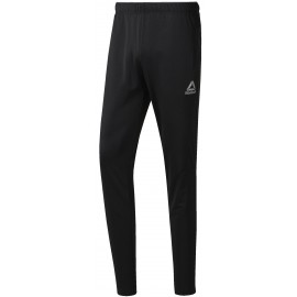 Reebok WORKOUT READY STACKED LOGO TRACKSTER PANT - Мъжко спортно долнище