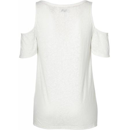 Dámské tričko - O'Neill LW SHOUDLER FUN T-SHIRT - 2