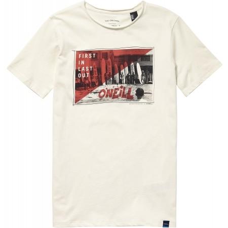 Chlapčenské tričko - O'Neill LB O'NEILL FOTO S/SLV T-SHIRT - 1