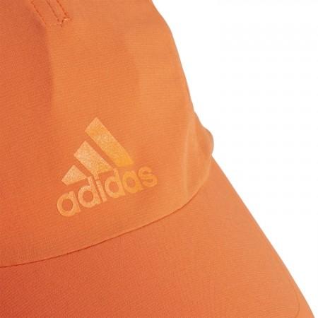 Czapka z daszkiem do biegania - adidas RUN CL CAP - 4