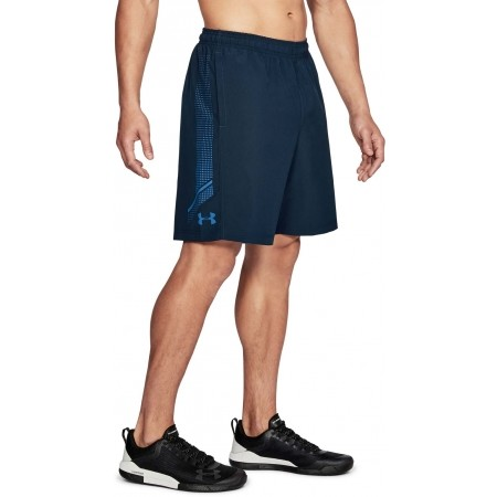 Spodenki męskie - Under Armour WOVEN GRAPHIC SHORT - 9
