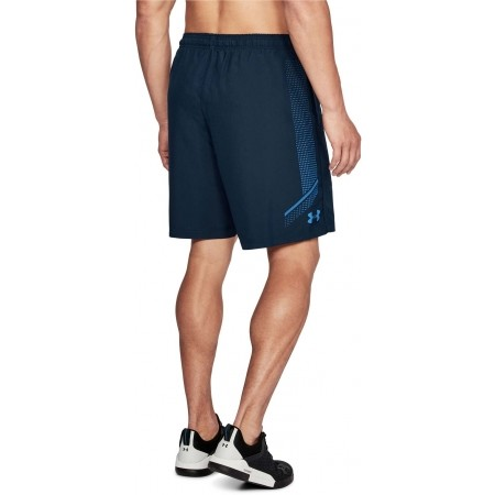 Spodenki męskie - Under Armour WOVEN GRAPHIC SHORT - 10