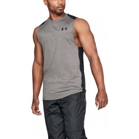 Koszulka męska - Under Armour RAID 2.0 SL - 4