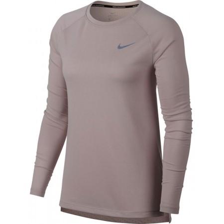 Damen Lauftop - Nike TAILWIND TOP LS W - 1